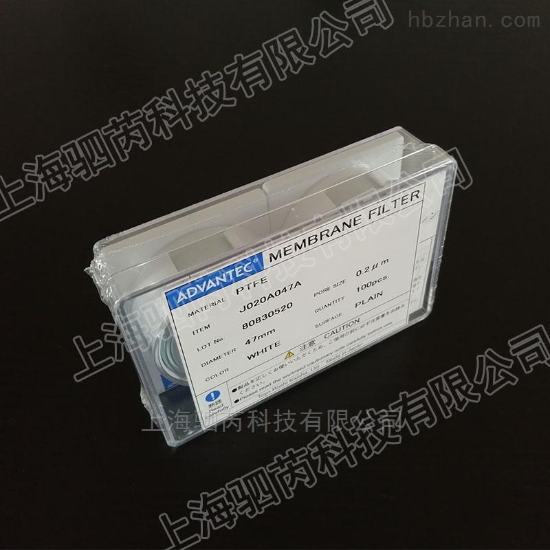 ADVANTEC孔径0.2umPTFE膜