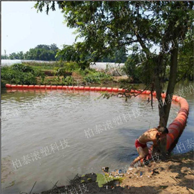 FT200*1000水库取水明渠拦污网浮筒
