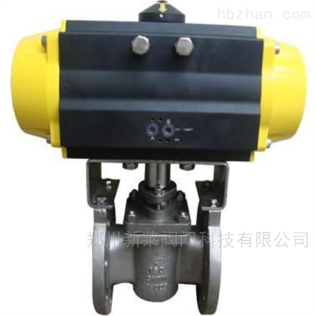 X643W-10C气动旋塞阀