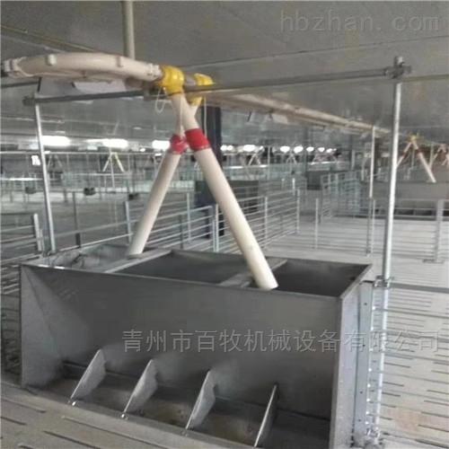 母猪食槽限位栏-定位栏厂家