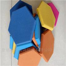 隆程布艺吸音软包板幼儿园防撞软包