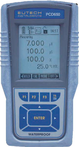 pH/ORP/离子/电导/TDS/盐度/电阻率/DO/温度