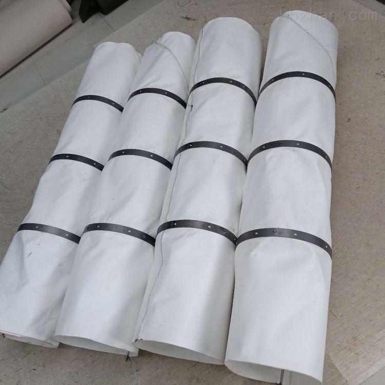 粮食输送帆布溜筒