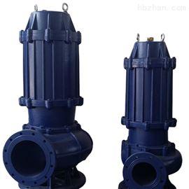 WQ无阻塞潜污泵 单相潜水排污泵