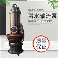 ZQB潜水轴流泵、混流泵污水处理设备
