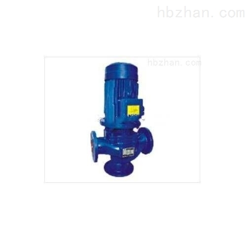 GW无堵塞管道式排污泵