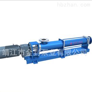 磁力单螺杆泵