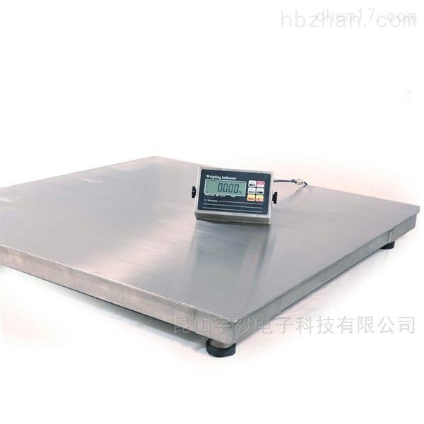 1吨小地磅可连电脑