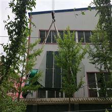 涂裝廢氣治理方法 北京噴漆漆霧凈化器