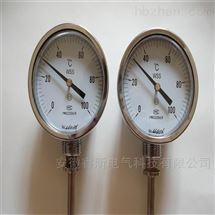 WSS-422,WSS-522 135向型双金属温度计