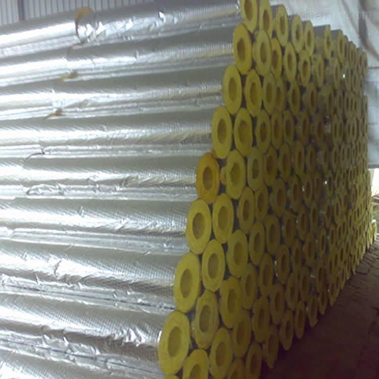 热力管线用玻璃棉管A级阻燃