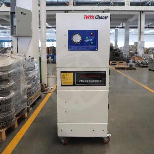 打磨工位除尘用脉冲工业集尘器