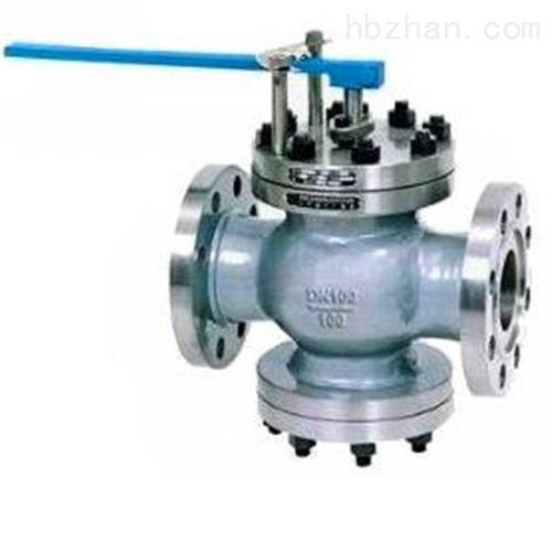 锅炉给水回转式调节阀