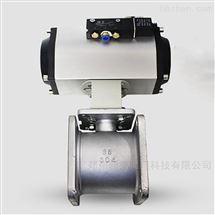 Q641F-10L气动铝合金槽车球阀