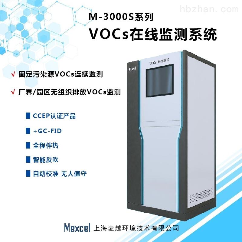汽车行业VOC在线监测设备
