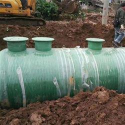 地埋式一体化污水处理设备优点