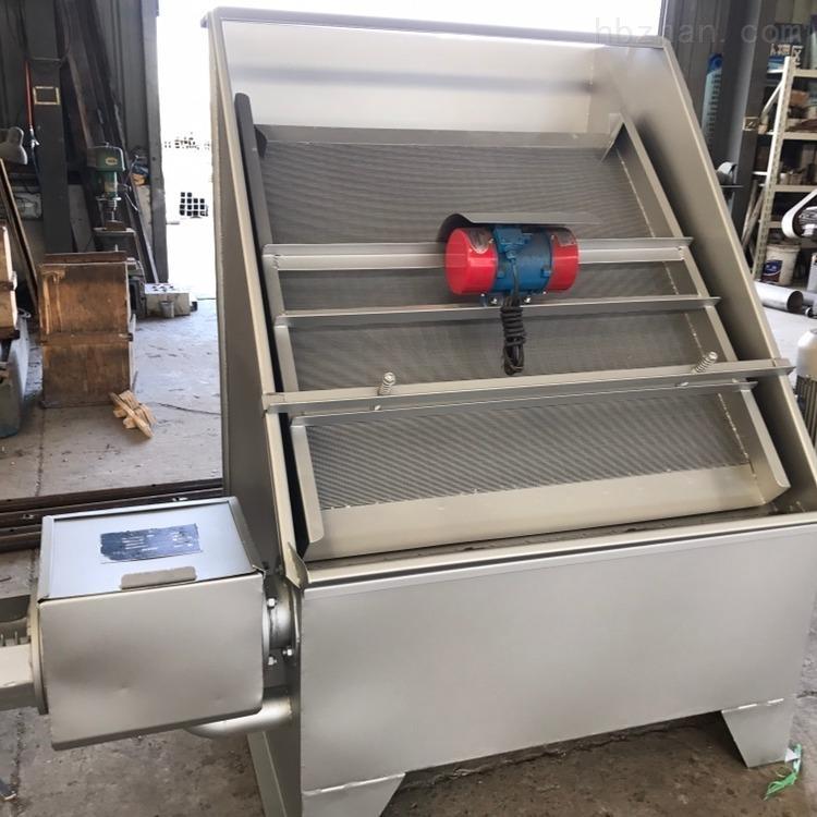 不锈钢固液干湿分离器处理量