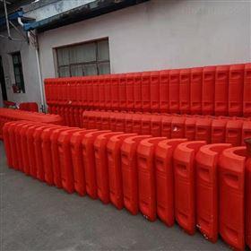 FT600*1000港口清淤疏浚抽沙工程塑料管道浮筒