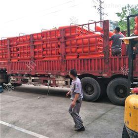 FT200*1000拦垃圾装置自由活动拦污塑料浮排