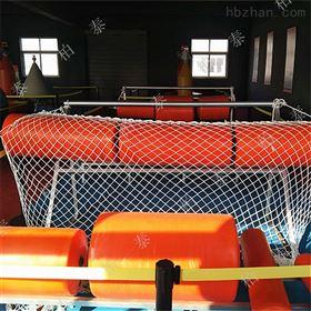 FT200*1000修建水面拦污网浮排拦截水面漂浮垃圾