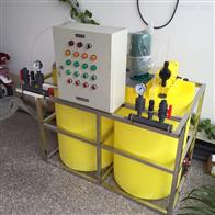 内蒙古全自动组合式加药设备