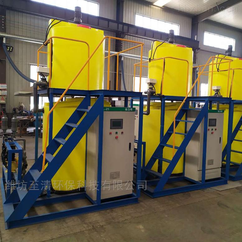 厂家定制一体化水处理加药设备