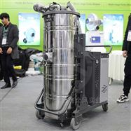 工厂物业清理地面用380V工业吸尘器