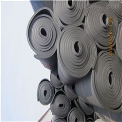 DN10-DN30B1级橡塑保温板厂家 厂家直供
