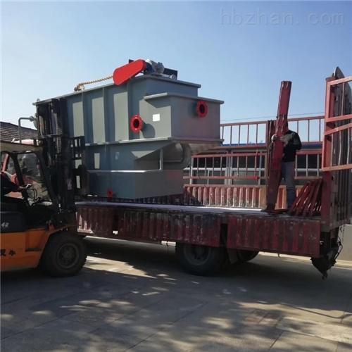 豆制品厂污水处理设备一套多少钱