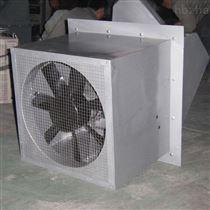 WEXD-300E4边墙式轴流通气机