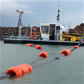 FT1100*1400抽沙管浮筒聚乙烯外壳内部填充发泡