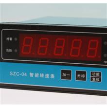 SZC-04BGSZC-04B-G智能转速监测保护仪表