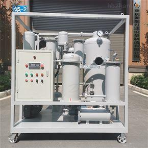 壓縮機液壓油再生真空脫水破乳化濾油機
