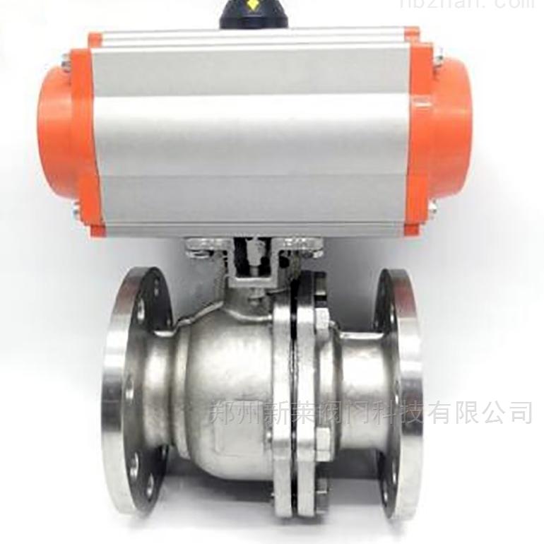Q641F-10K气动不锈钢日标球阀