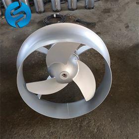 QJB5/12硝化池潜水搅拌机工作原理