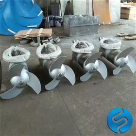 厌氧池不锈钢潜水搅拌机选型计算