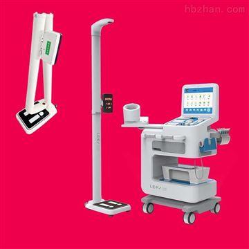 HW-V6000体检工作站健康小屋智能一体机