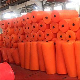 FT水面挡渣拦水藻垃圾拦污浮筒