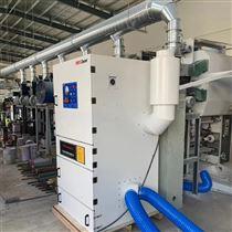 脈沖濾筒式工業除塵機