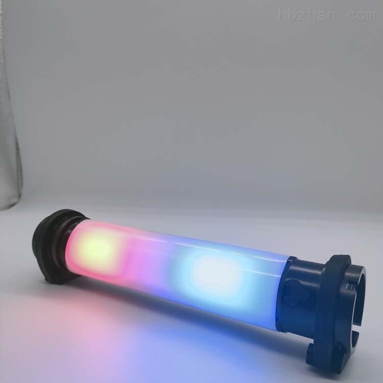 FW6601防爆检测工作灯红黄蓝磁力吸附棒管灯