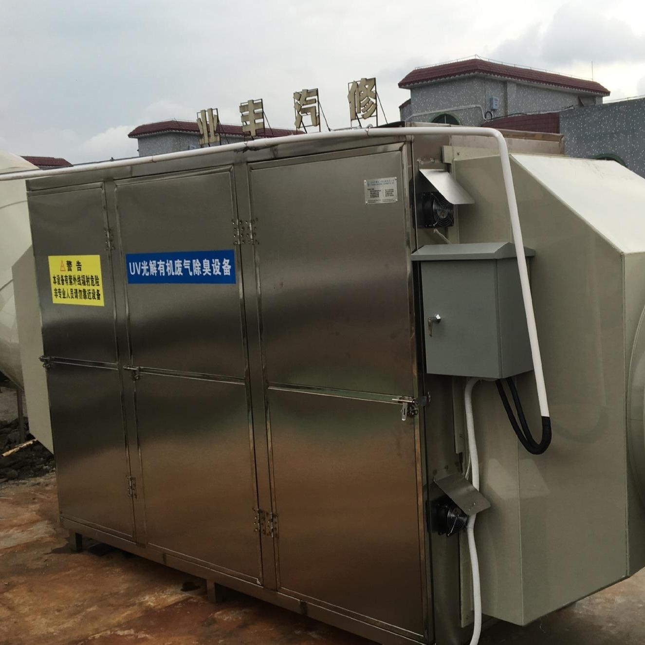 工业废气油烟净化设备