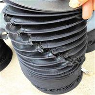 挖掘机圆形拉链油缸伸缩防尘罩
