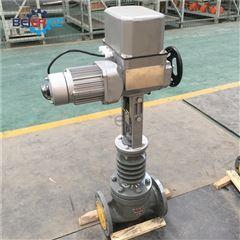 ZAZP-25C DN100高温型电动套筒调节阀