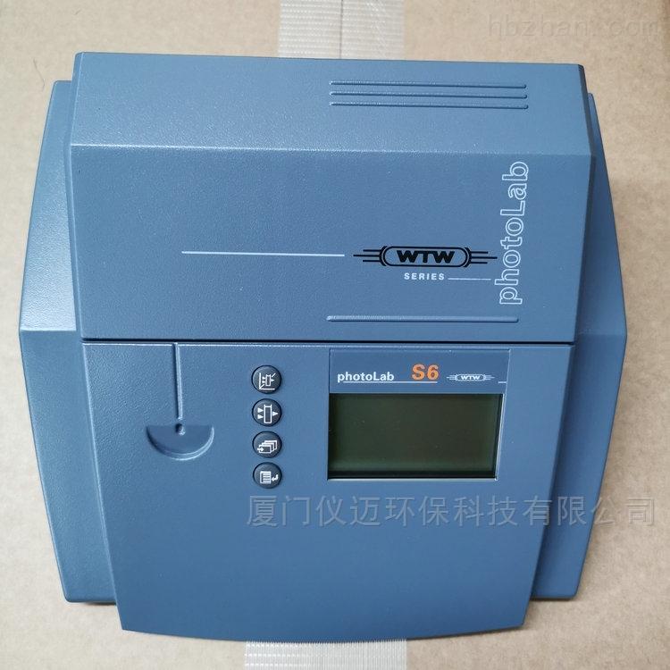 photoLab S6分光光度计 德国WTW