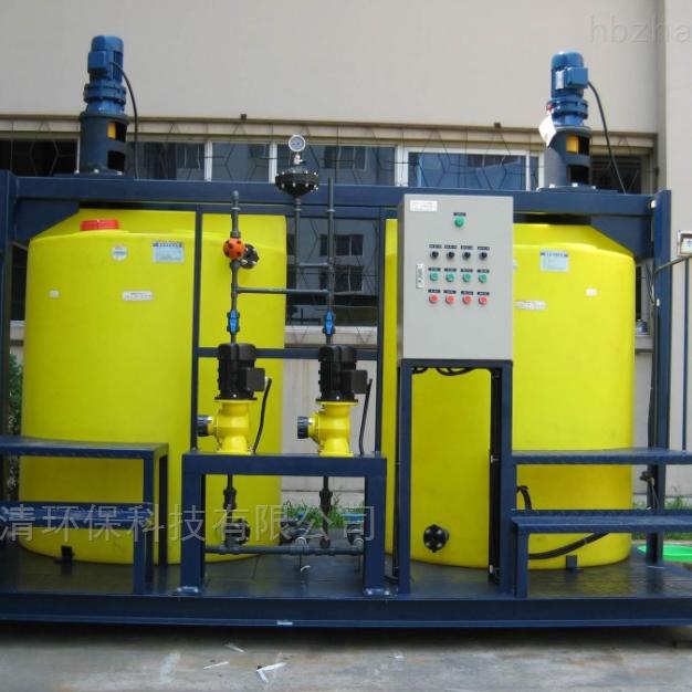 宁夏全自动组合式加药设备厂家