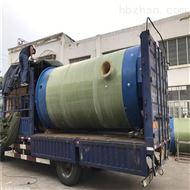 YL玻璃钢雨水提升泵站厂家