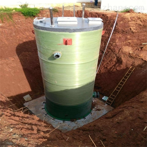 一体化提升泵站性能