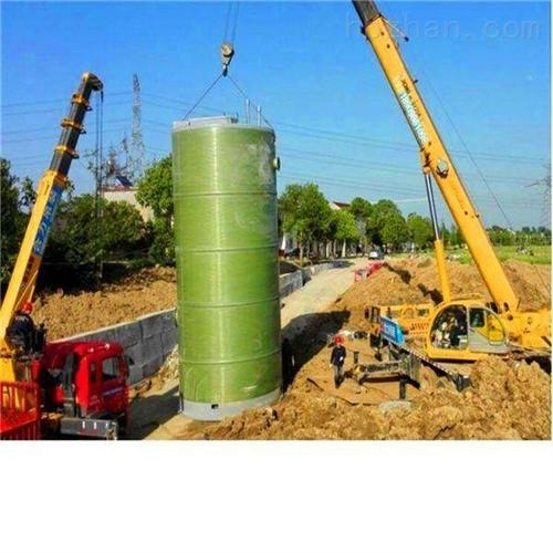 一体化污水泵站生产厂家