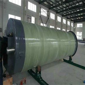 YL一体化雨水预制泵站筒体代加工