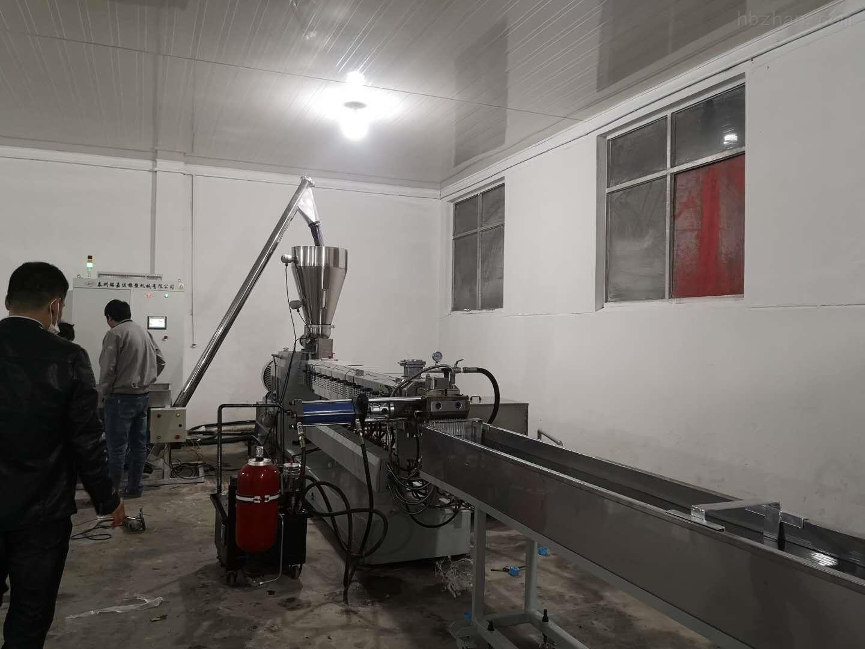 工程塑料造粒机(图组)